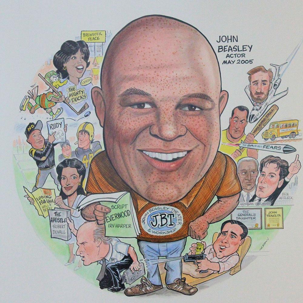 #101 John Beasley