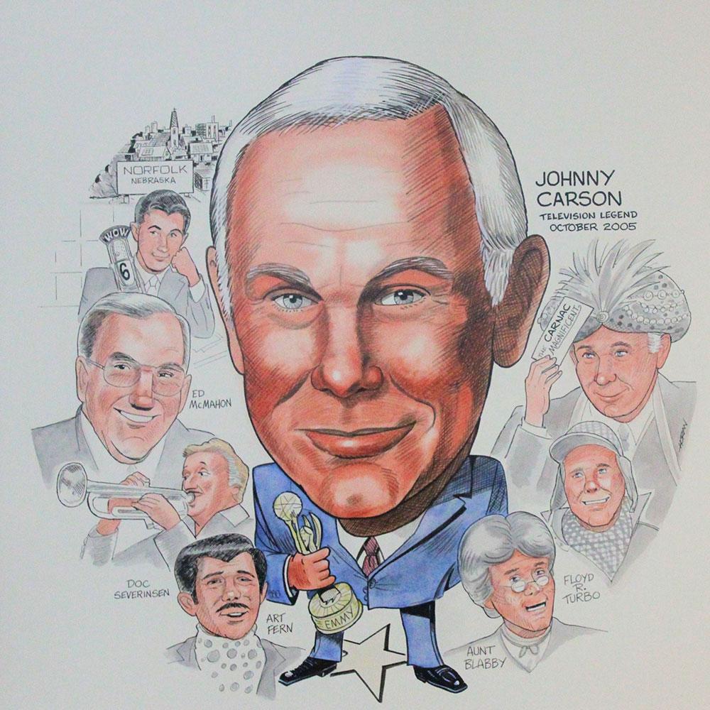 #103 Johnny Carson