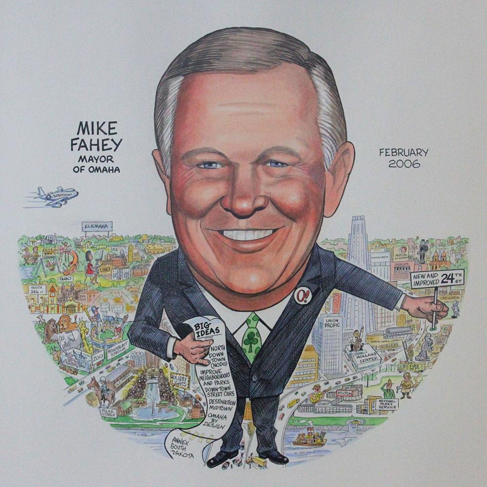 #105 Mayor Mike Fahey