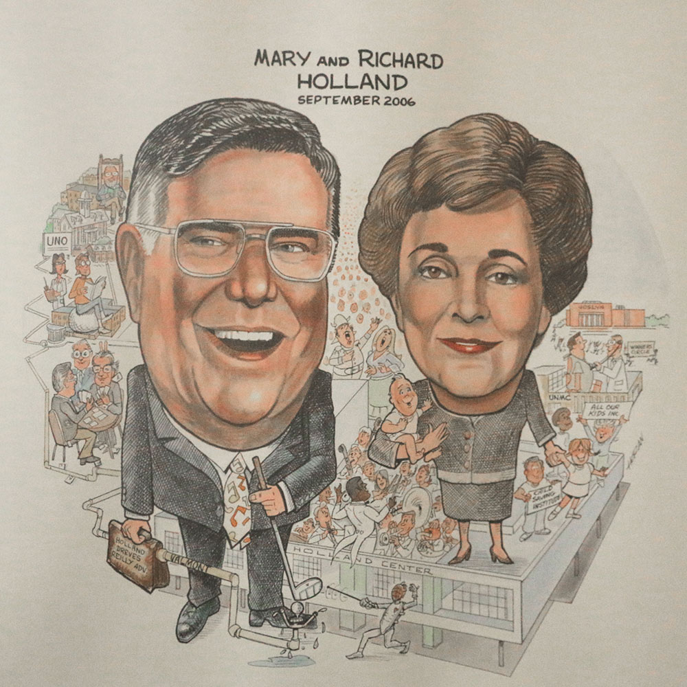 #108 Richard and Mary Holland