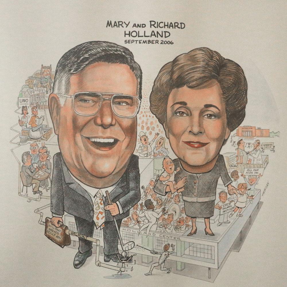 #108 Richard and Mary Holland