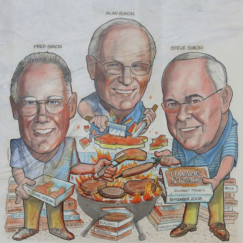 #118 Fred, Alan, Steve Simon