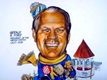 #11 President Gerald Ford