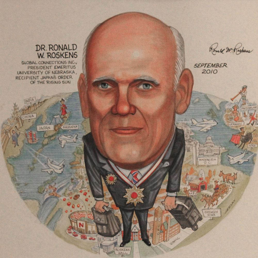 #126 Dr. Ronald Roskens