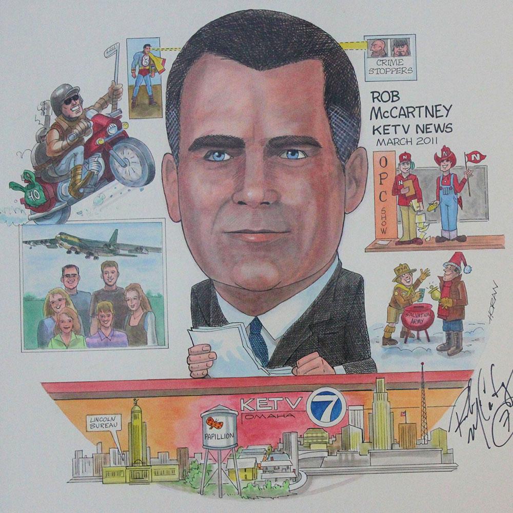 #128 ROB McCARTNEY