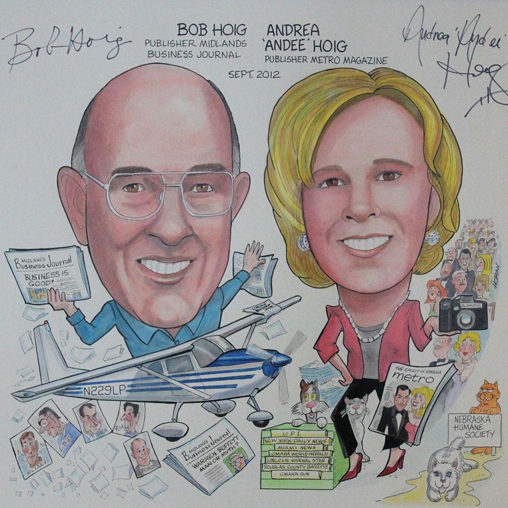 #134 Bob & Andrea Hoig