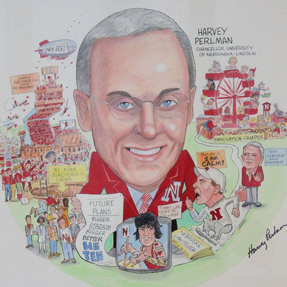 #135 Harvey Perlman