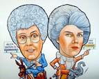 #33 Helen Boosalis and Kay Orr