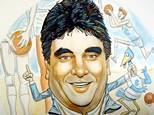 #36 Coach Tony Barone
