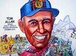 #85 Tom Allan