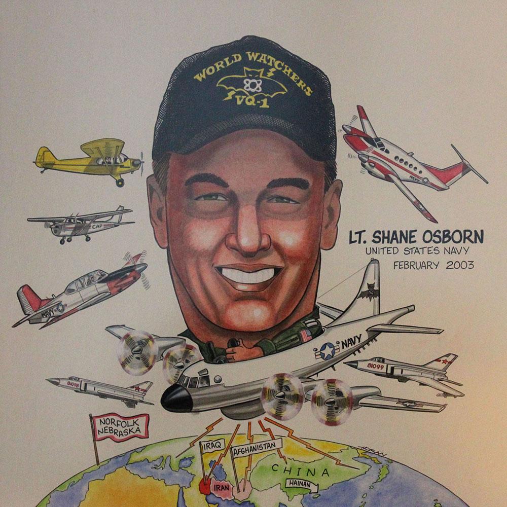 #89 Shane Osborn
