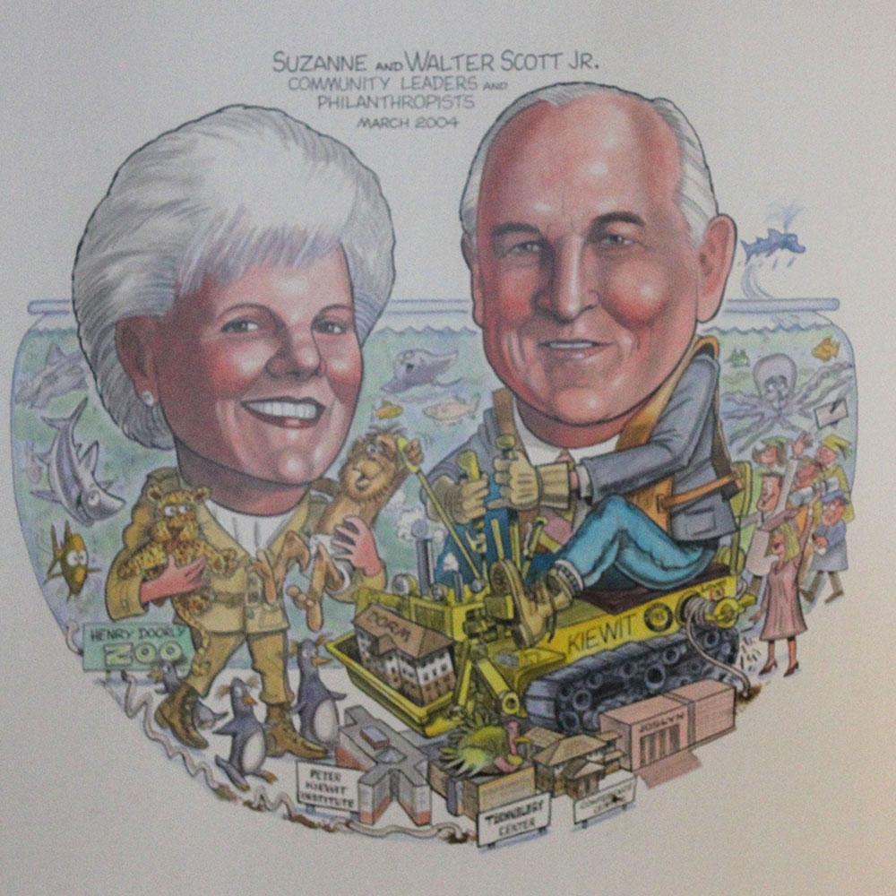 #95 Walter and Suzanne Scott