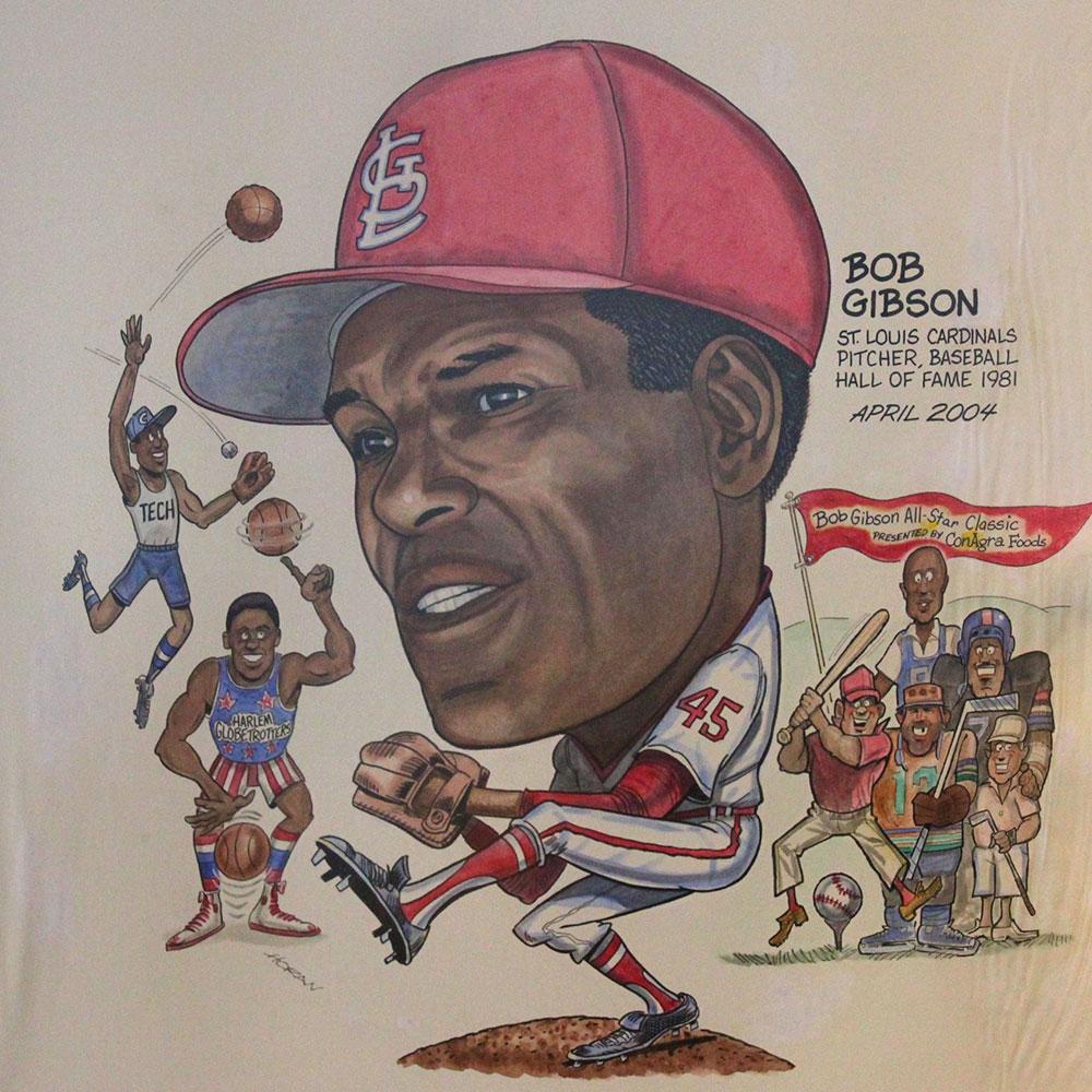 #96 Bob Gibson