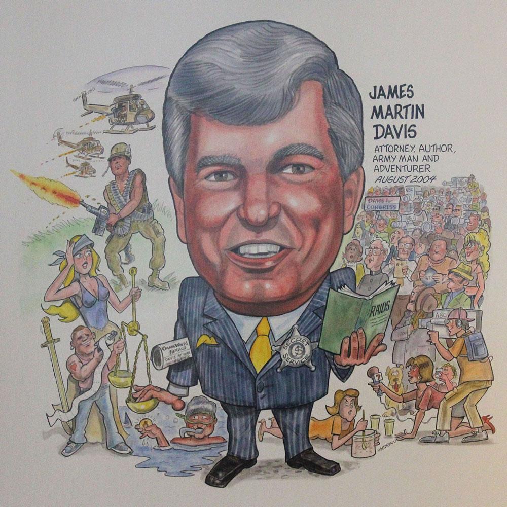 #97 James Martin Davis