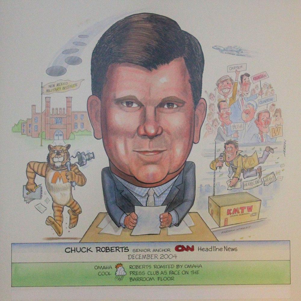 #99 Chuck Roberts