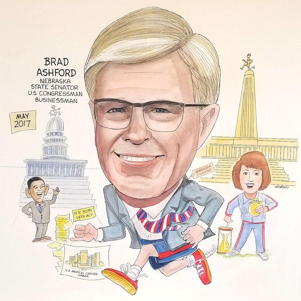 #153 Brad Ashford