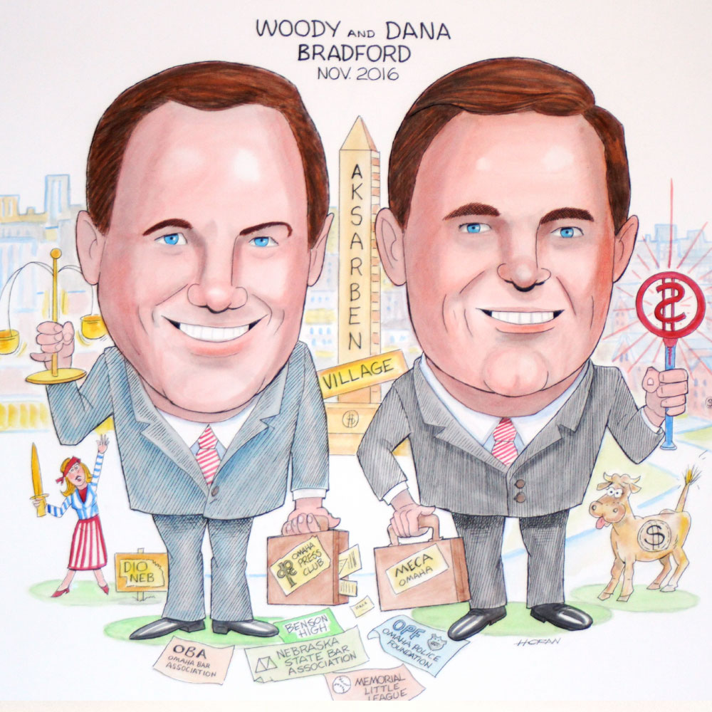 #151 Woody and Dana Bradford