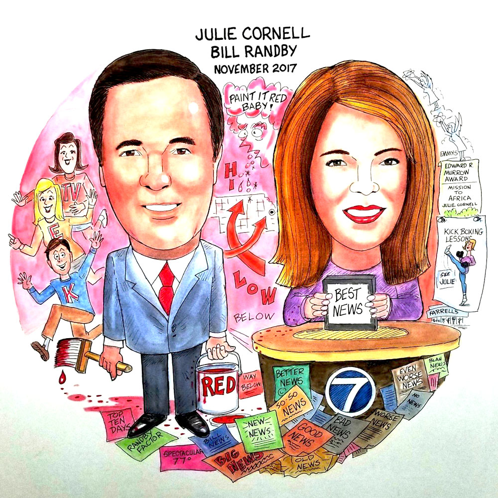 #155 Julie Cornell and Bill Randby