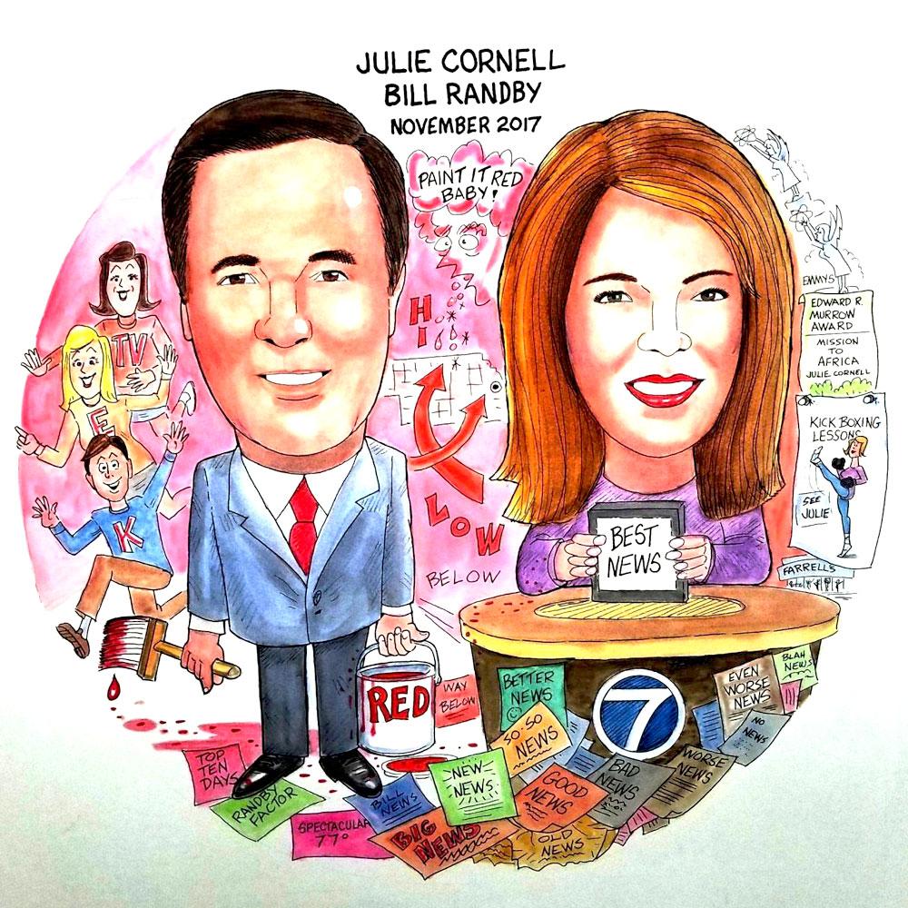 #155 Julie Cornell and Bill Randby